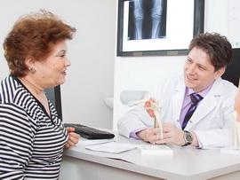 Consultatie medic ortoped.