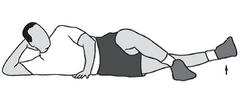 Exercitii genunchi 11.