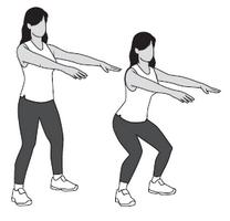 Exercitii genunchi 4.