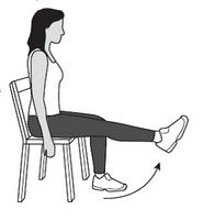 Exercitii genunchi 7.