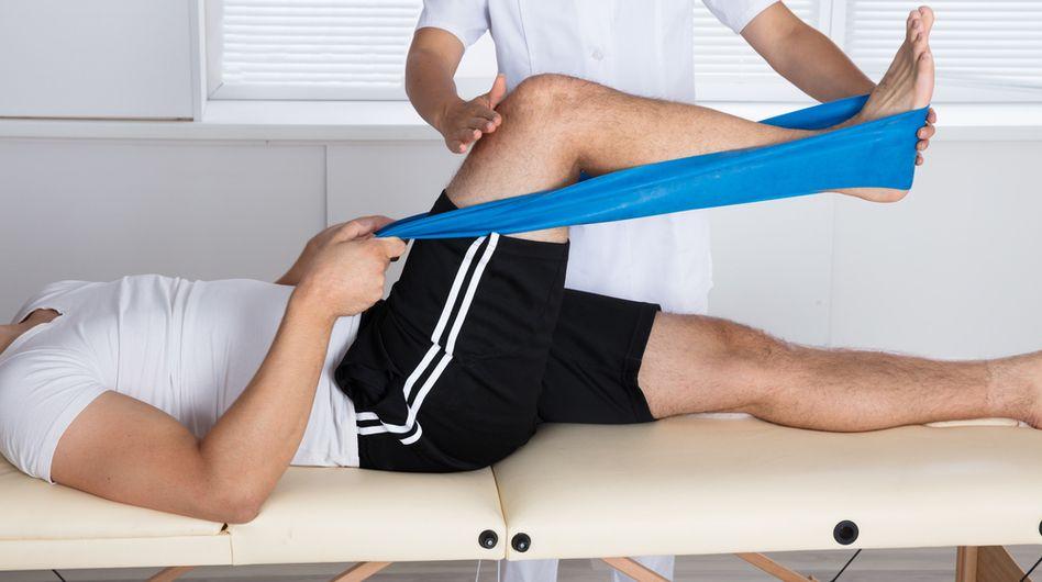 ce ar face ca picioarele să se umfle de la genunchi în jos