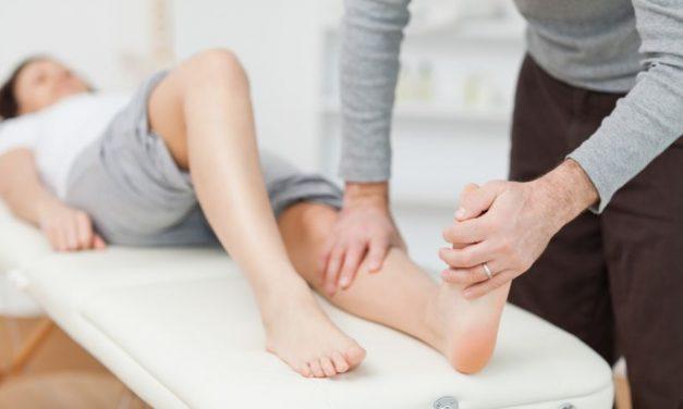 Program de Recuperare Pentru Gleznă şi Picior